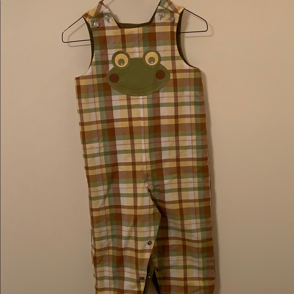 Other - Bailey Boys 24M reversible longall Fox/frog